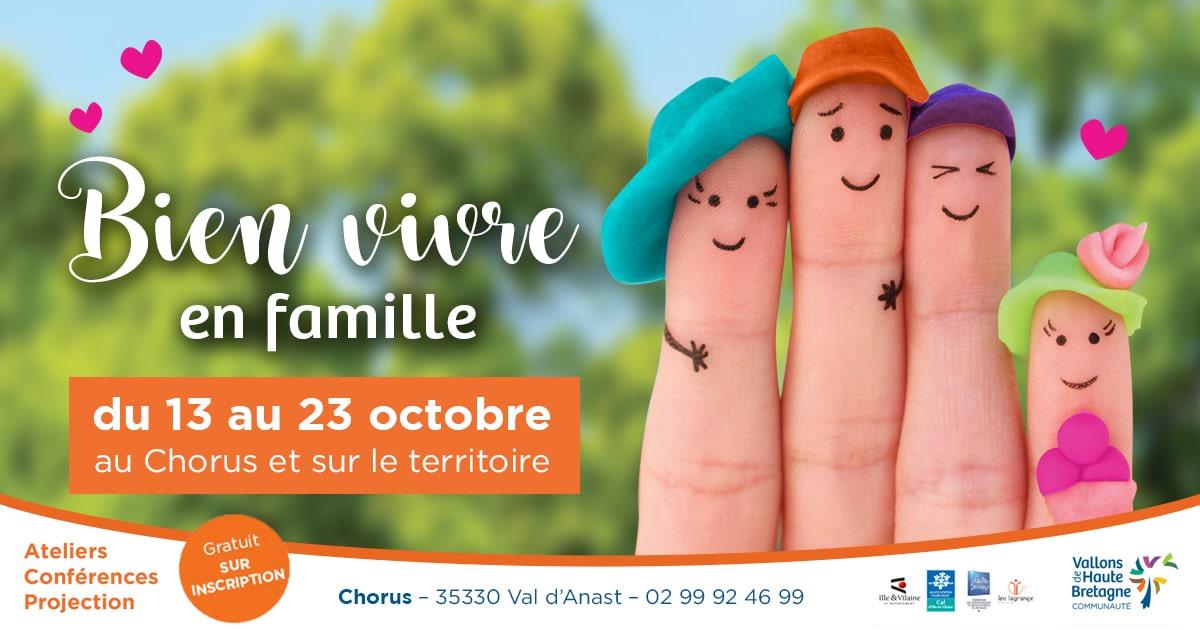 """Bien Vivre en Famille"" – octobre 2020"